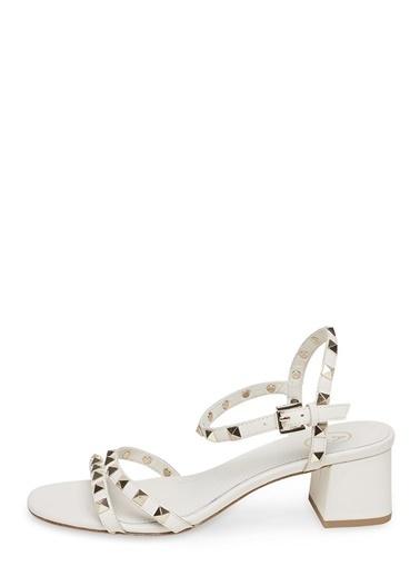 Ash Sandalet Beyaz